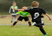 Practice, not natural ability earns soccer scholarships.